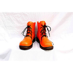 Final Fantasy VII Tifa Lockhart PU Leather Cosplay Shoes
