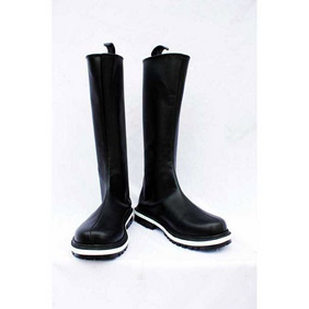 Final Fantasy VII Kadaj PU Leather Cosplay Boots