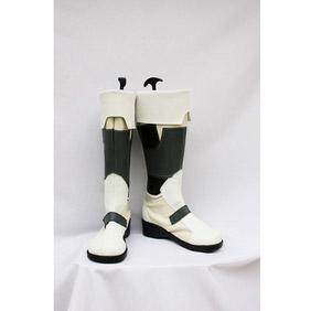 Final Fantasy IX Zidane Tribal PU Leather Cosplay Boots