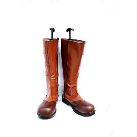 Devil May Cry4 nero PU Leather Cosplay Boots