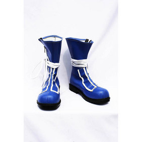 Tegami Bachi Letter Bee Lag(comic) PU Leather Cosplay Shoes
