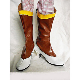 Tales of Graces THE ABYSS Tear Grants Patent Cosplay Boots