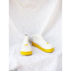 VOCALOID2 亜北 初音ミク 亜種 合皮 ゴム底 コスプレ靴