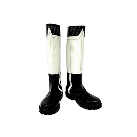 Pandora Hearts Jack Vessalius PU Leather Cosplay Boots