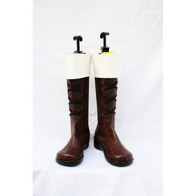 Axis powers Hetalia APH Swiss PU Leather Cosplay Boots