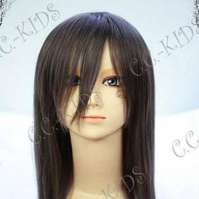 Gray Kaichou wa Maid sama! Ayuzawa Misaki Long Nylon Cosplay Wig