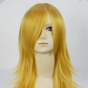 Blonde  Pandora Hearts Vincent Nightray Long Nylon Cosplay Wig