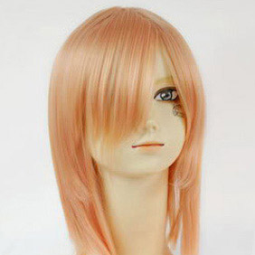 Pink Pandora Hearts  Sharon Reinsworth Long Nylon Straight Cosplay Wig