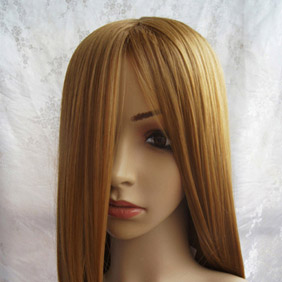 Brown Nylon Cosplay Wig
