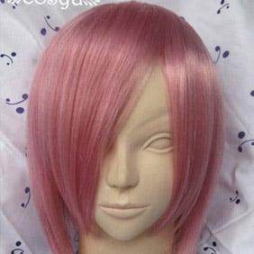 Pink  Harukanaru Toki no Naka de WIG0049 Short Nylon Cosplay Wig