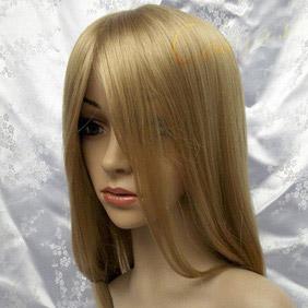 Blonde Axis Powers Hetalia  Belarus Long Straight Nylon Cosplay Wig