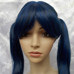 Blue Axis Powers Hetalia  Taiwan Nylon Cosplay Wig in braids