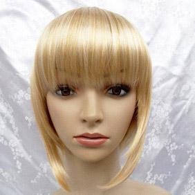 Blonde Axis Powers Hetalia  Liechtenstein Straight Nylon Cosplay Wig