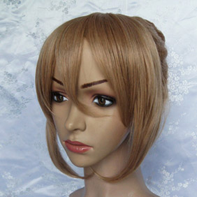 Orange Axis Powers Axis Powers Hetalia France Female Semi-Long Nylon Cosplay Wig