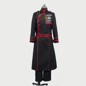 D.Gray-man Rinari ver3 Uniform Cosplay Costume