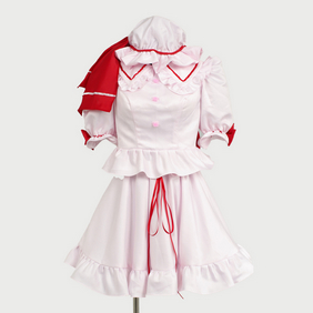 Touhou Project Remiria Cosplay Costume