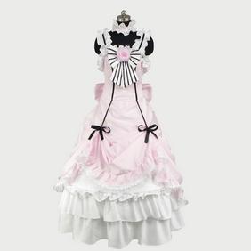 Black Butler Kuroshitsuji Ciel dance costume Cosplay Costume