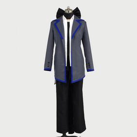 VOCALOID KAITO IMITATION Black KAITO Cosplay Costume