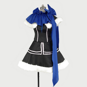 VOCALOID2 Hatsune Miku KAITO Cosplay Costume