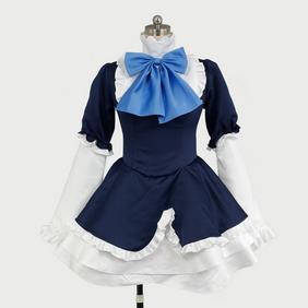UMineko no Naku Koro ni  Bernkastel Cosplay Costume