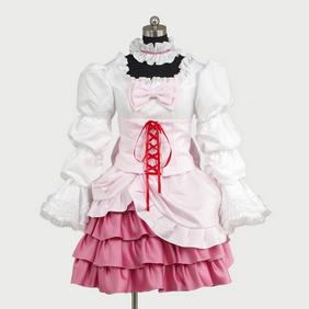 UMineko no Naku Koro ni Real witch Furudo Erika costume Cosplay Costume