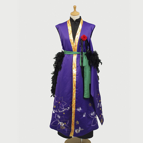 VOCALOID Original song「Setsugetsuka」Gakupo Cosplay Costume
