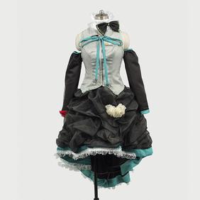 VOCALOID Hatsune Miku Hana no oto Cosplay Costume