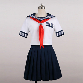 Sailor costume Mini Skirt female Uniform Cosplay Costume