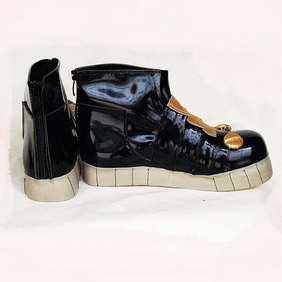 The King of Fighters KOF Kula Diamond Patent Cosplay Shoes