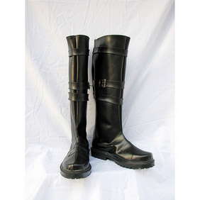 Atlantis Bingyan PU Leather Cosplay Boots