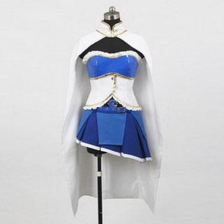 Puella Magi Madoka Magica Sayaka Miki Cosplay Costume