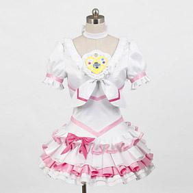スイートプリキュア♪ 南野奏(みなみの かなで)/キュアリズム コスプレ衣装