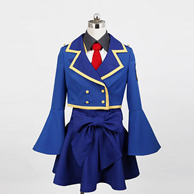 We have no wing Asuka Uniform Cosplay Costume