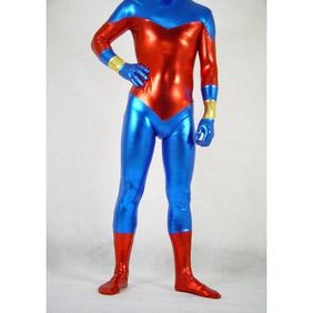 Metallic Ranger Mixed Color Zentai Suit