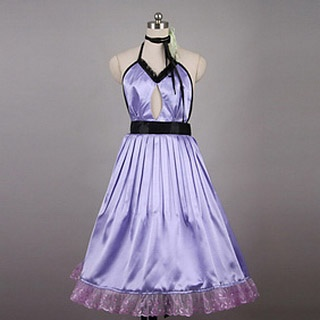 VOCALOID Benomania kou no Kyoki Gumi Cosplay Costume
