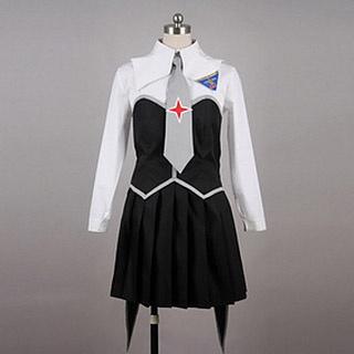 Strike Witches Sanya V.Litvyak Cosplay Costume