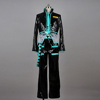 VOCALOID Meiko (Male ver.) Cosplay Costume