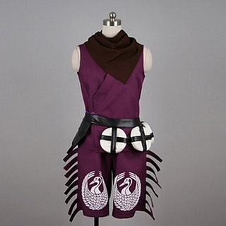Sengoku BASARA Ranmaru Mori Cosplay Costume