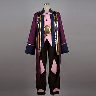 Tale of Vesperia Raven Cosplay Costume