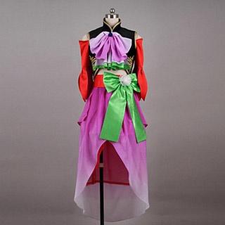 VOCALOID Ryu no nakuhakoniwa yori Megpoid GUMI Cosplay Costume