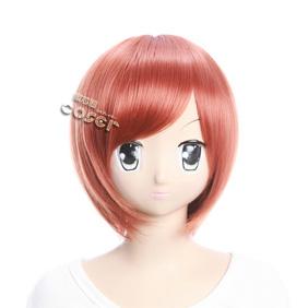 Vocaloid MEIKO アネゴ レッド  耐熱新素材 ショート コスプレウィッグ