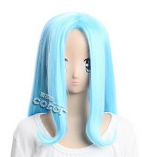 STAR DRIVER Sakana Blue Long Nylon Cosplay Wig