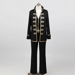 Gin Tama  uniform Cosplay Costume