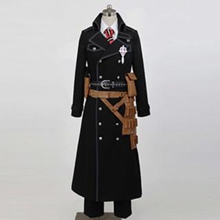 Blue Exorcist  Yukio Okumura Cosplay Costume