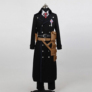 Blue Exorcist Yukio Okumura second edition Cosplay Costume