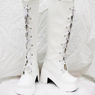 DOD PU Leather Cosplay Boots