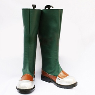 The Legend of Heroes: Trails in the Sky PU Leather Cosplay Boots