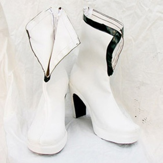 PU Leather Cosplay Boots