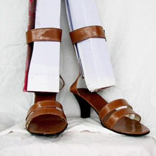 Disgaea: Hour of Darkness Rosalind PU Leather Cosplay Shoes