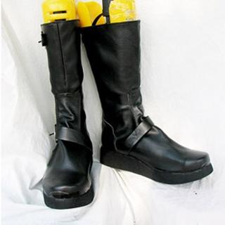 NANA PU Leather Cosplay Boots